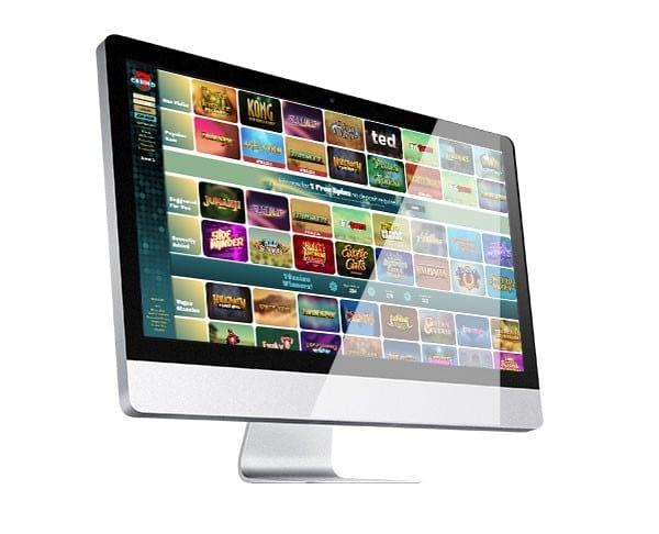 new UK 7casino desktop