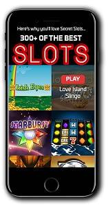 Secret Slots mobile Casino