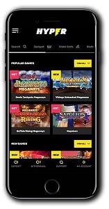 NEW Hyper Casino Mobile