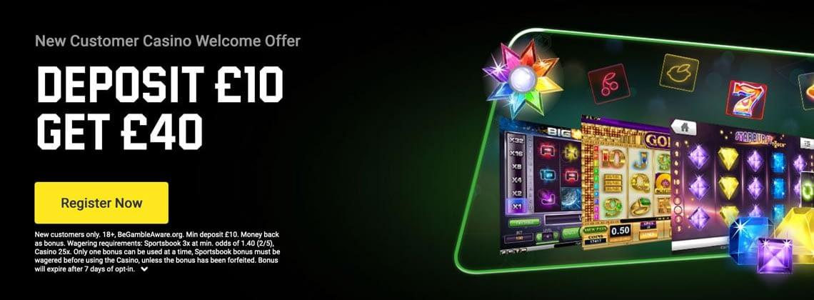 unibet casino UK