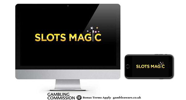 Slots Magic Free Spins 100% Bonus