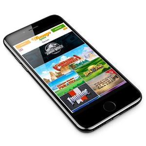 Mango Spins Casino mobile