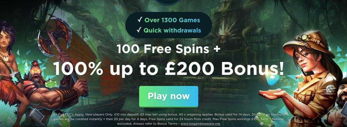 spela casino UK new