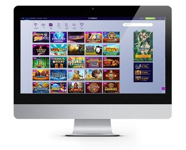 Casiplay Casino Bonus Extra Spins