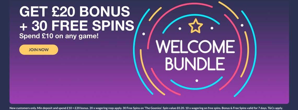 gala spins bonus
