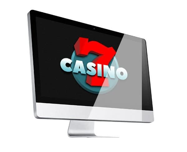 new UK 7casino logo