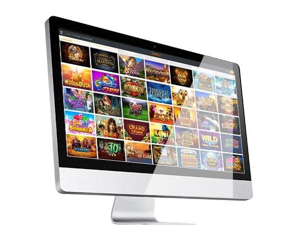 Jambo Casino desktop