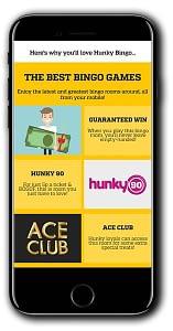 Hunky Bingo Wager Free Bonus Spins