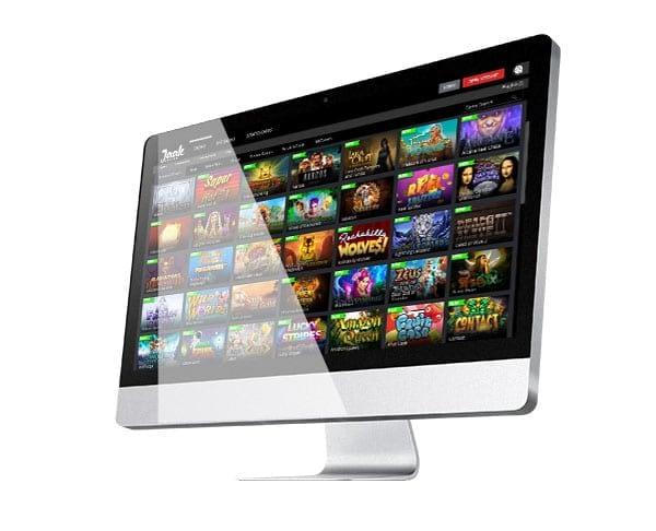 Jaak Casino desktop