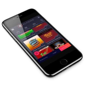 Klasino Casino mobile