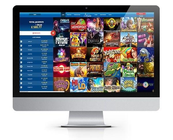 luna casino free spins