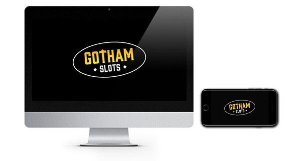 Gotham Slots Casino Logo