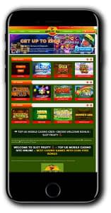 Slot Fruity NEW Bonus Spins cash-back
