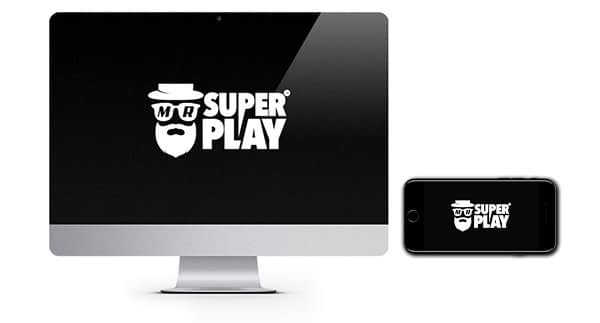 Mr Superplay logos