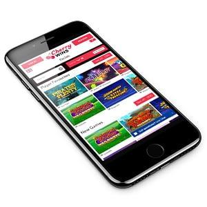 Cherry Wins Casino mobile