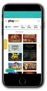 Playzee Casino Bonus Spins Match