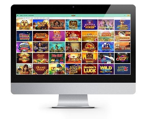 Lucky Hit Desktop Casino