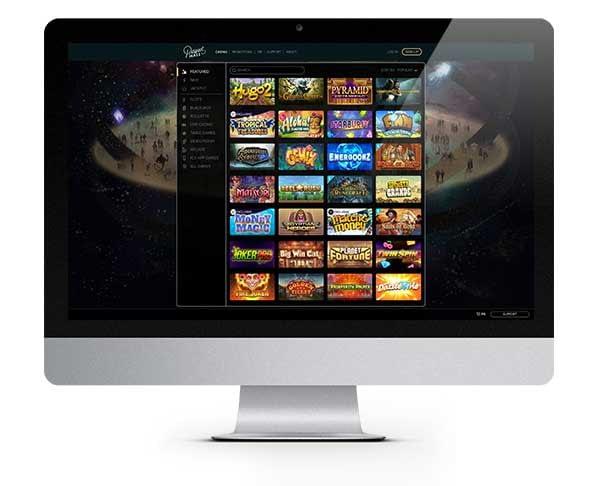 Prospect Hall Bonus Desktop