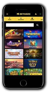 Bethard mobile casino