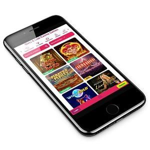 PlayKasino mobile