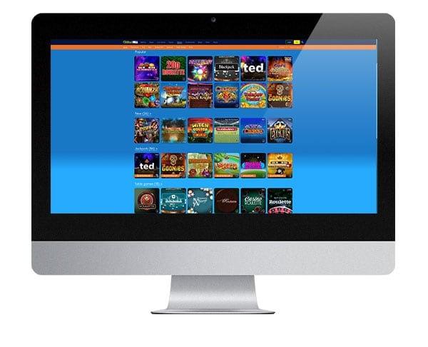 William Hill Games Desktop Casino