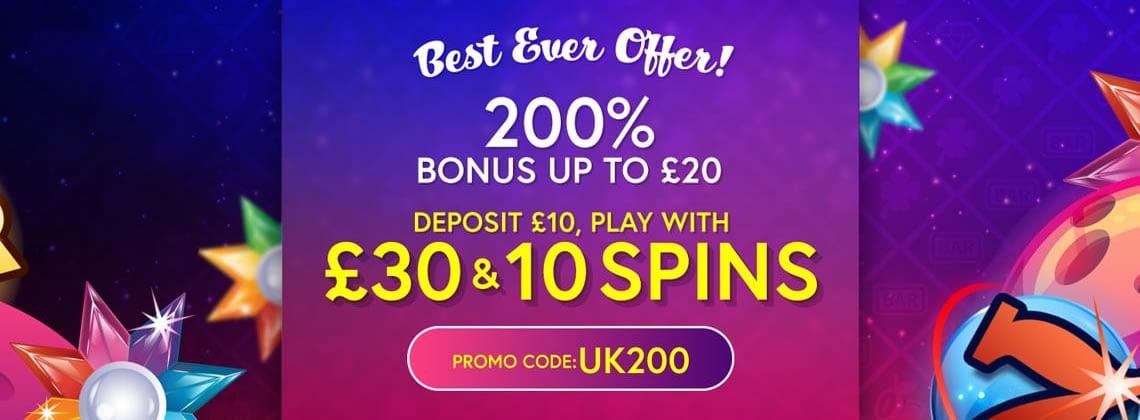 jaak casino free spins
