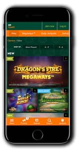 Paddy Power Games mobile