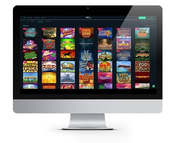 Volt Casino WAGER FREE bonus spins