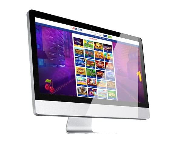 UKSlots Casino desktop
