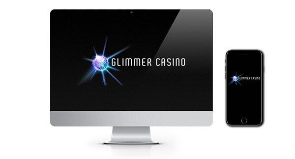 Glimmer Casino Match Bonus