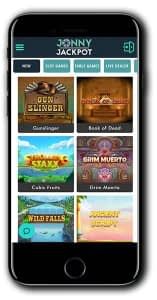 Jonny Jackpot Casino Bonus Spins
