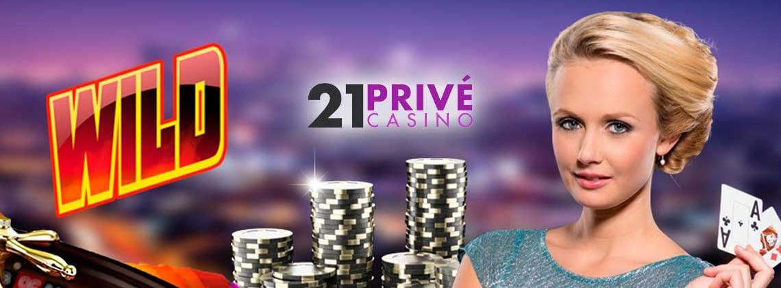 21prive casino UK