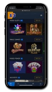 STS Sports Betting Mobile Casino
