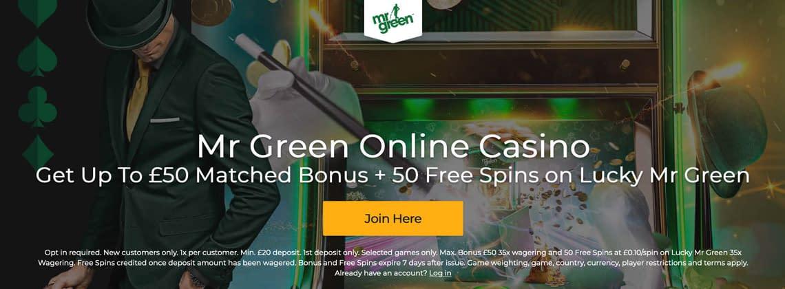 mr green UK casino 2020