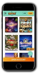 Lucky Hit Mobile Casino