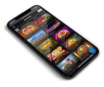MrFavorit Casino Mobile