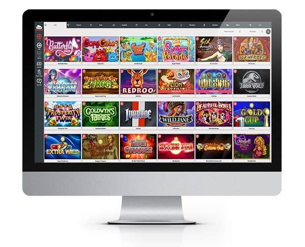 dream jackpot desktop