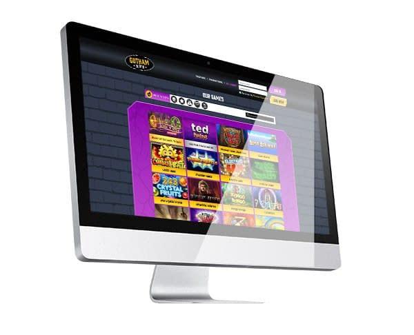 Gotham Slots Desktop Casino