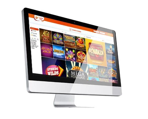 Bacana Play desktop casino