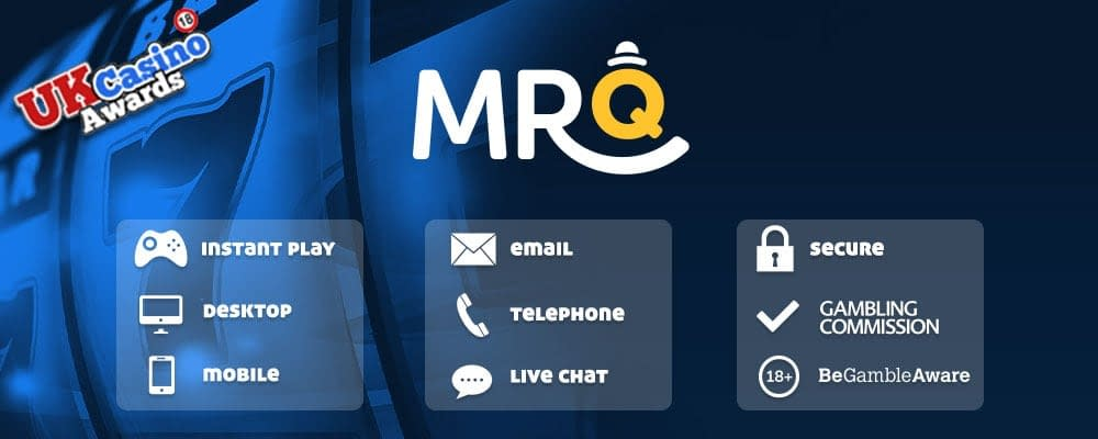 MRQ Casino Information Panel