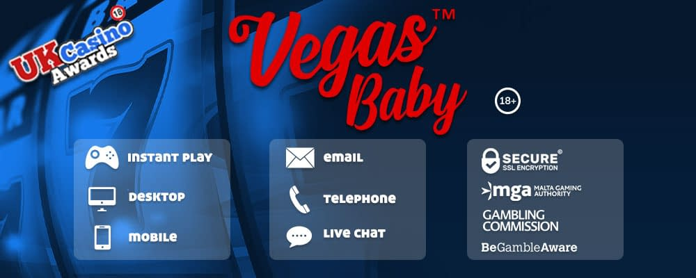 Vegas Baby Casino Information