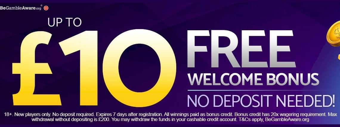 mfortune 10 no deposit