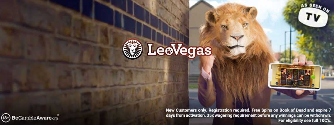 leovegas UK casino