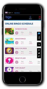 bgo Bingo deposit bonus