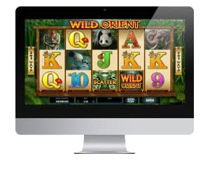 Wild Orient Screenshot