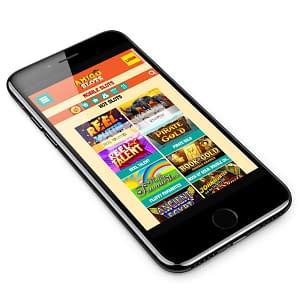 Amigo Slots Casino mobile