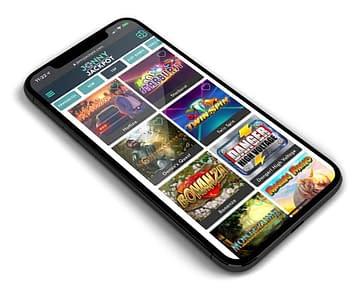 Jonny Jackpot Casino Mobile