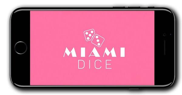 Miami dice Bonus Spins Match