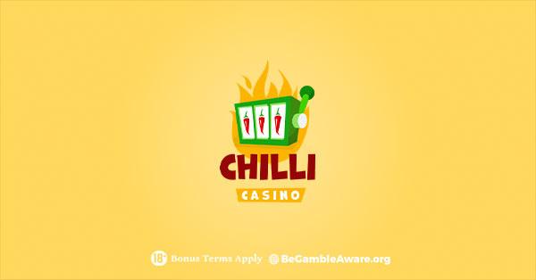 Chilli Casino Up To 666 Bonus Free Spins Uk Casino Awards 100