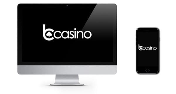 bCasino 100% £500 NEW Match Bonus